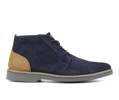 Men's Nunn Bush Barklay Plain Toe Chukka Boots