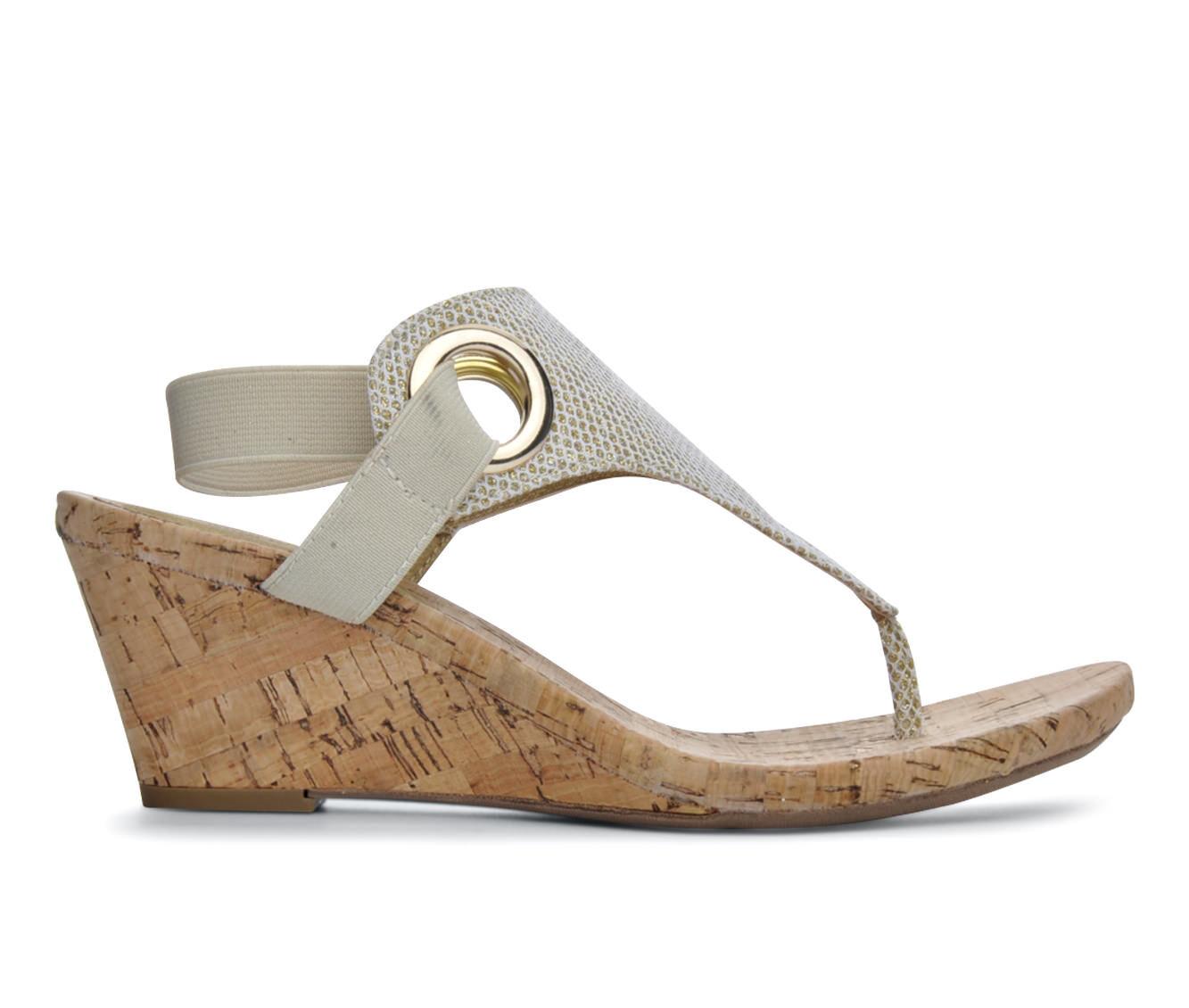 Aida Platform Sandals OyGEO