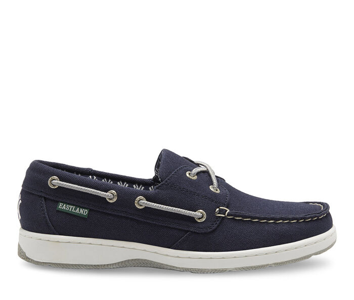 Women's Eastland Solstice MLB Yankees Boat Shoes