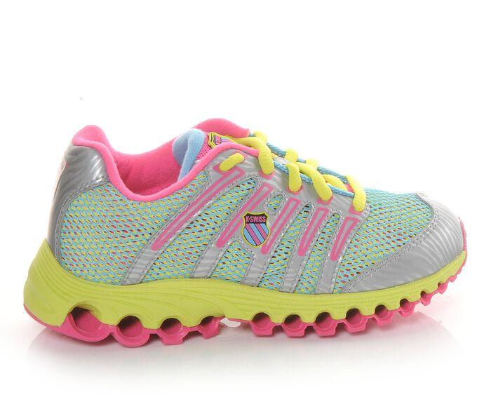 Girls' K-Swiss Tubes 10.5-3 Running Shoes