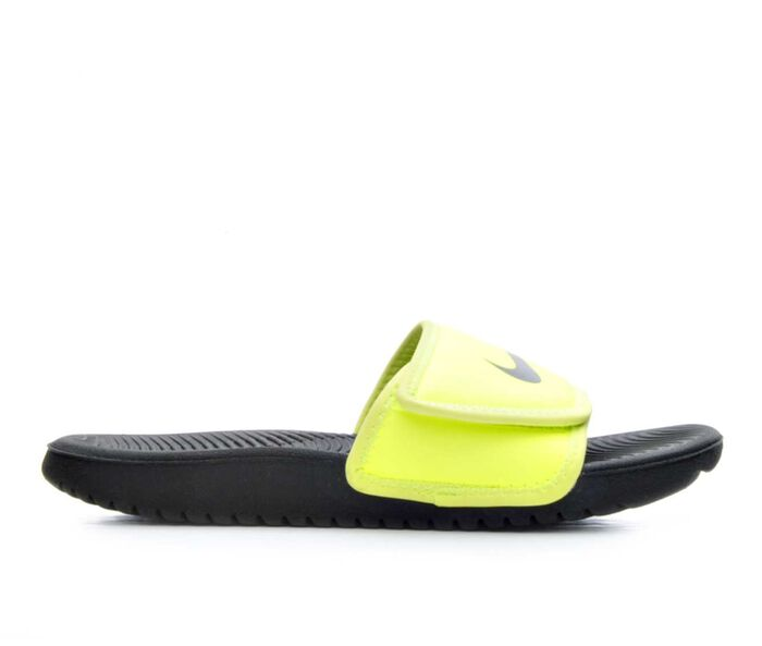 Boys' Nike Kawa Adjust Boys 11-7 Sport Slides
