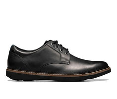 Men's Nunn Bush Ridgetop Plain Toe Oxford Dress Shoes