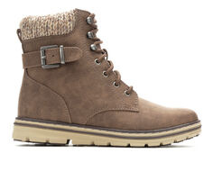 Women's Cliffs Kadera Combat Boots