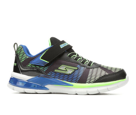 Boys' Skechers Lava Wave 10.5-3 Light-Up Sneakers