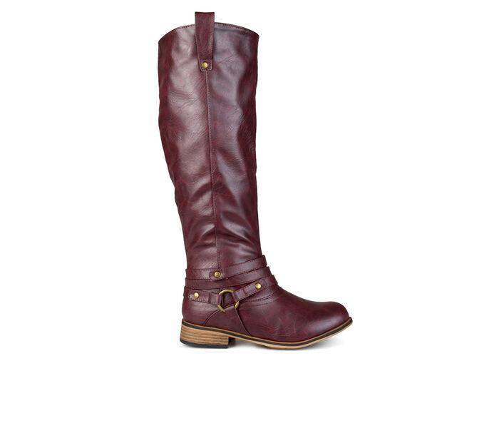 Women's Journee Collection Walla Wide Calf Knee High Boots