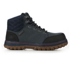 Women's Skechers Work Mccoll 108004 Comp Toe Boot Work Shoes