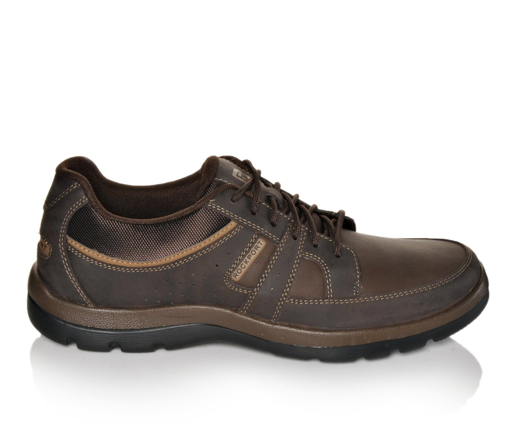 Men's Rockport Get Your Kicks Blucher Coffee