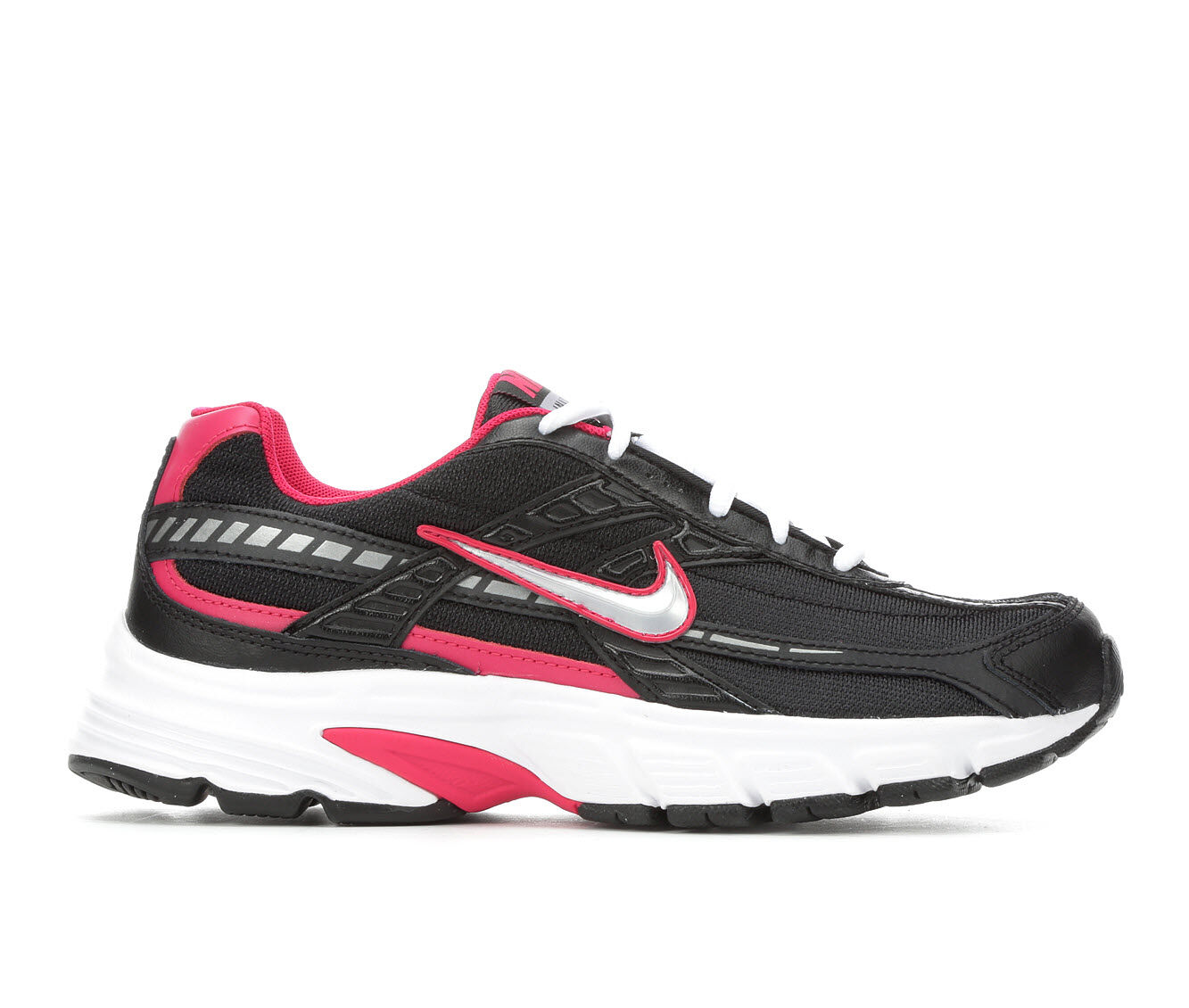 Women's Nike Initiator Running Shoes Black/Pink/Wht