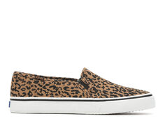 Women's Keds Double Decker Animal Slip-On Shoes