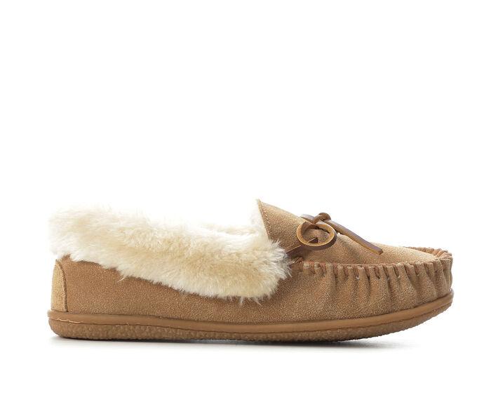 Minnetonka Camp Collar Moc Slippers