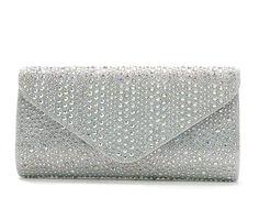 Vanessa Studded Envelope Evening Clutch