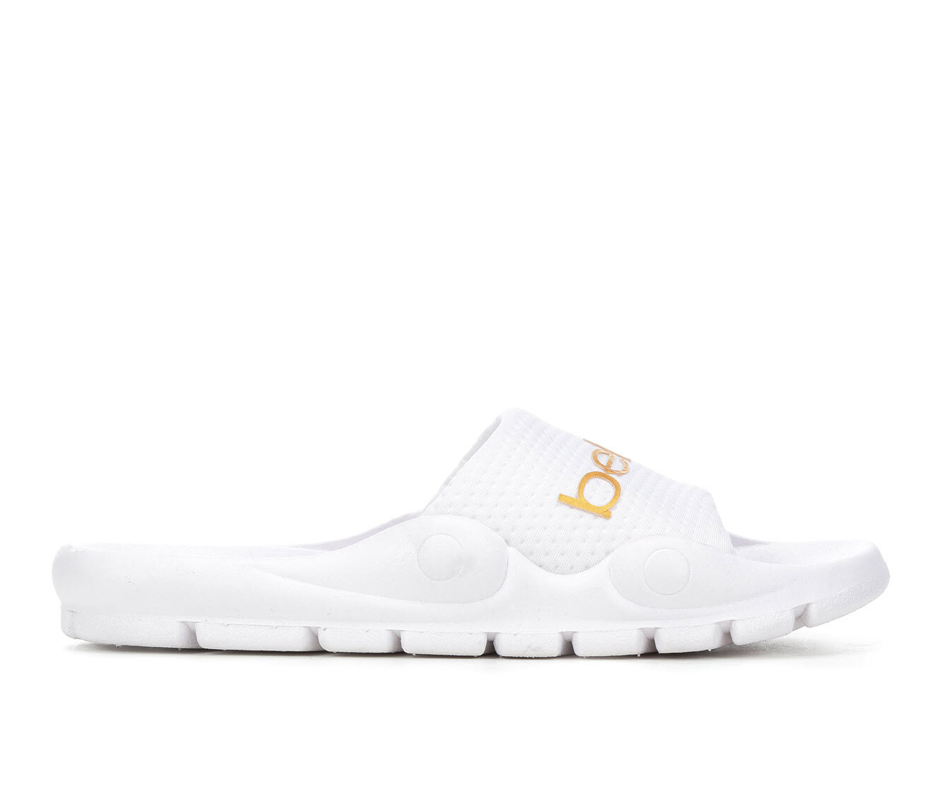 Women's Bebe Sport Nayomie Sandals White