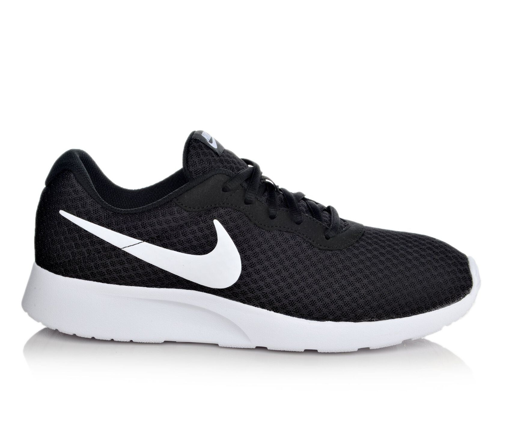 Mens Nike Black And Yellow Shoes