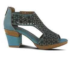 Women's L'ARTISTE Hibiskus Dress Sandals