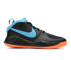 Boys' Nike Big Kid Team Hustle D9 Basketball Shoes
