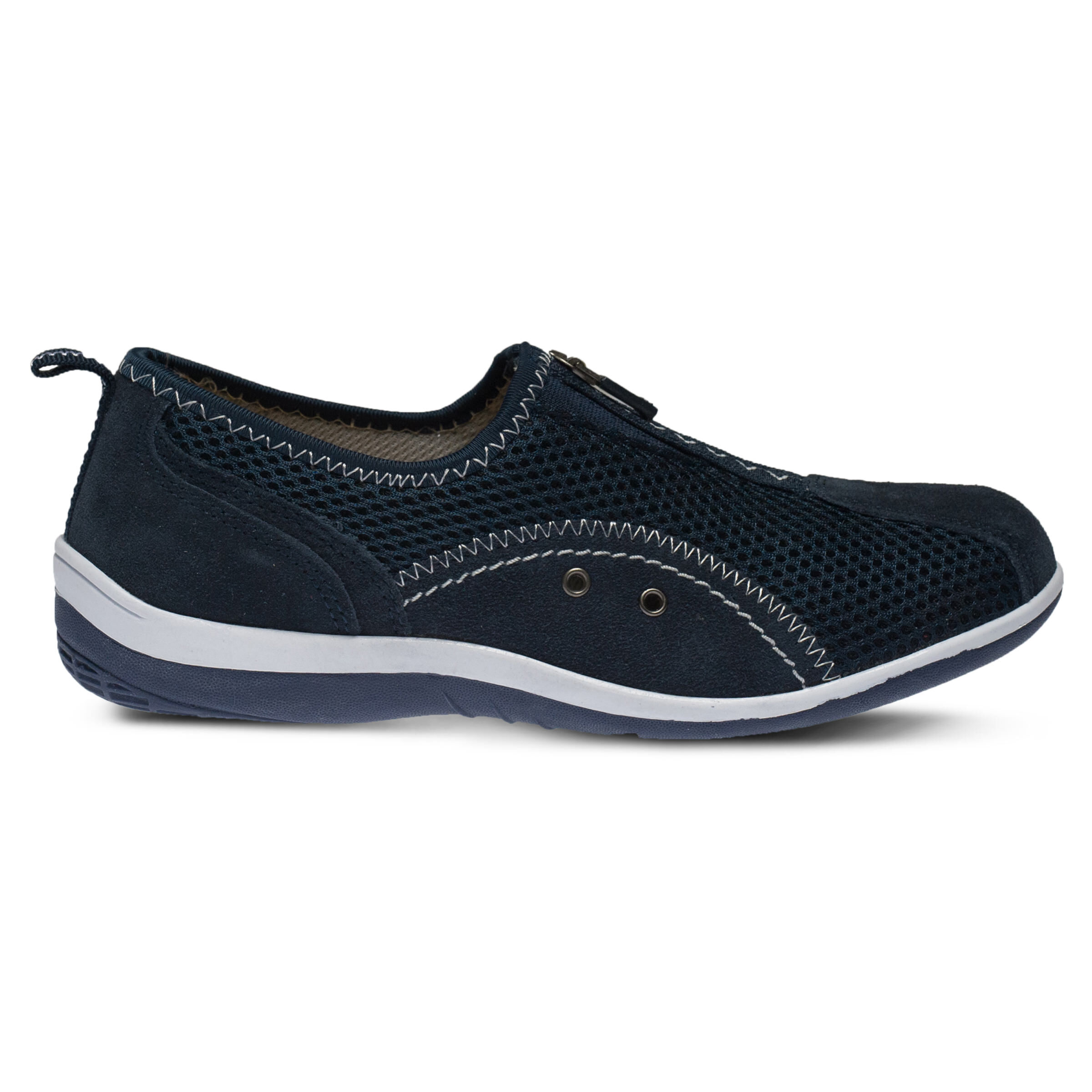 Wholesale Prices Women's SPRING STEP Racer Slip-Ons Navy