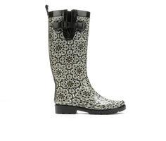 Women's Capelli New York Turkish Tile Rain Boots