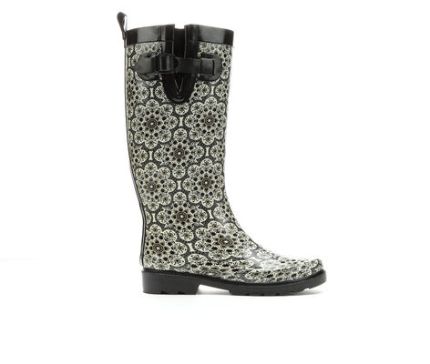 Women's Capelli New York Turkish Tile Rain Boots