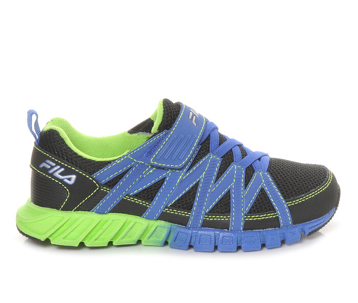 Boys' Fila Crater 10.5-7 Running Shoes