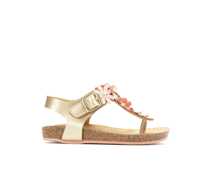 Girls' Self Esteem Toddler Gerber Footbed Sandals