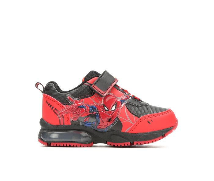 Boys' Marvel Toddler & Little Kid Spiderman Webs 5 Light-Up Sneakers