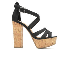 Women's Delicious Mindy Heeled Sandals