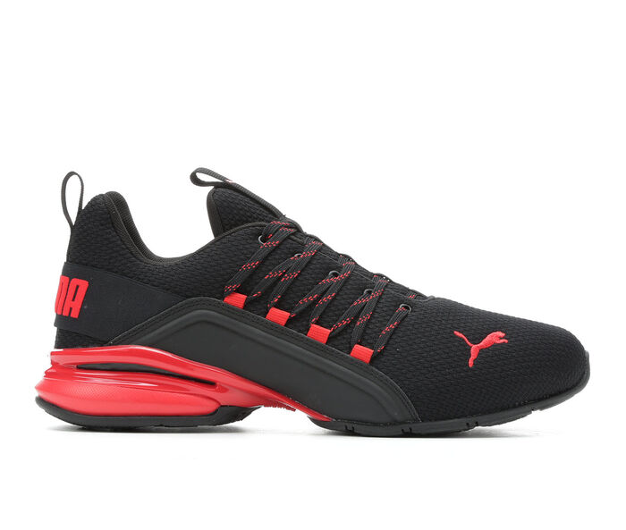 Men's Puma Axelion Checkered Sneakers