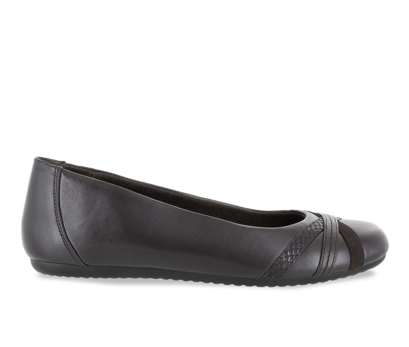 Women's Easy Street Derry Shoes Brown