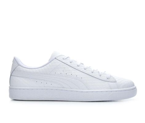 Men's Puma Basket B&W Sneakers