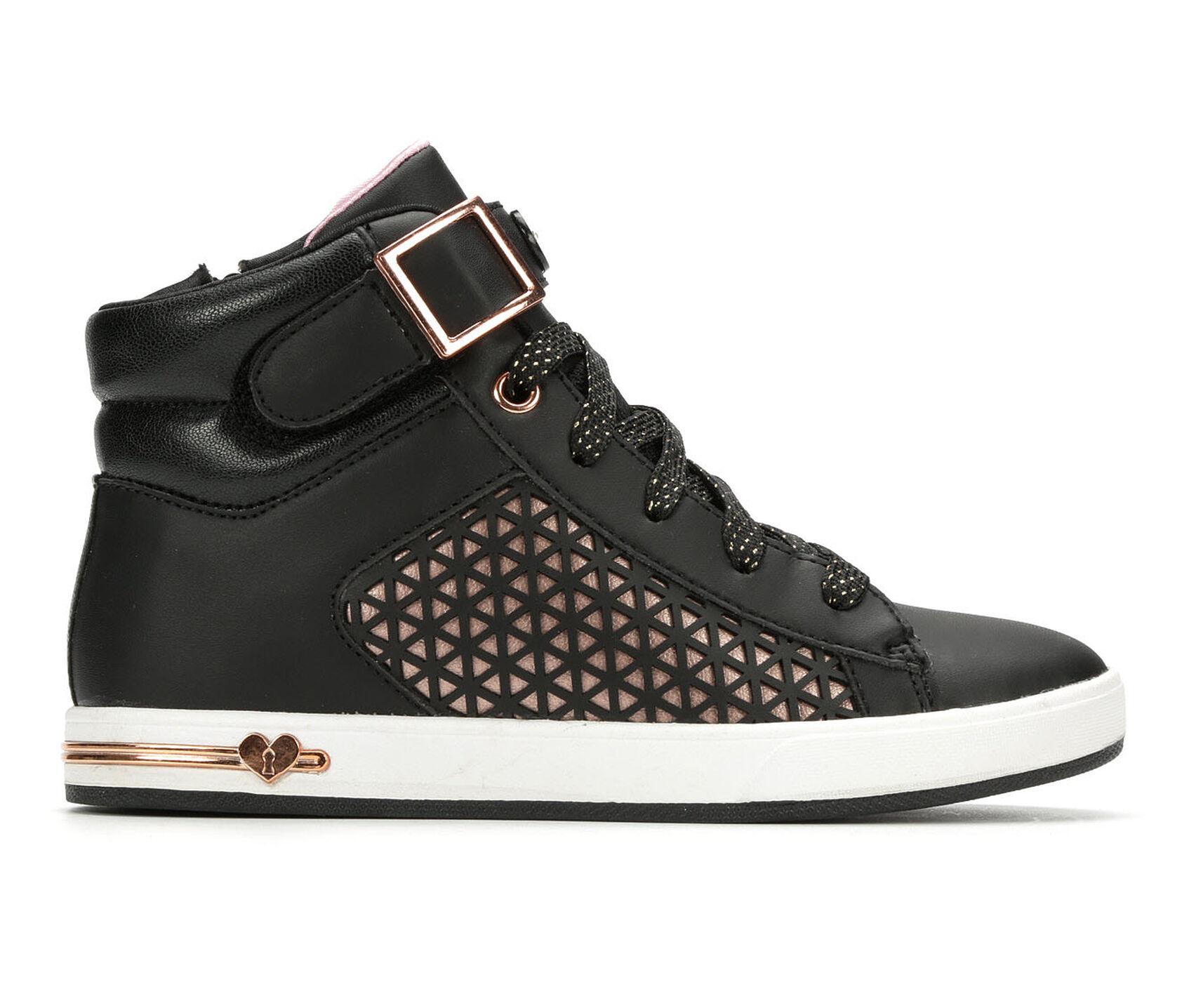sale retailer e72f2 a1f34 Girls  Skechers Little Kid   Big Kid Edgy Glam Sneakers   Shoe Carnival