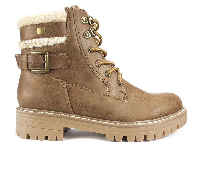 Women's Cliffs Meldon Combat Boots
