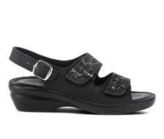 Women's Flexus Ceri Slingback Wedge Sandals