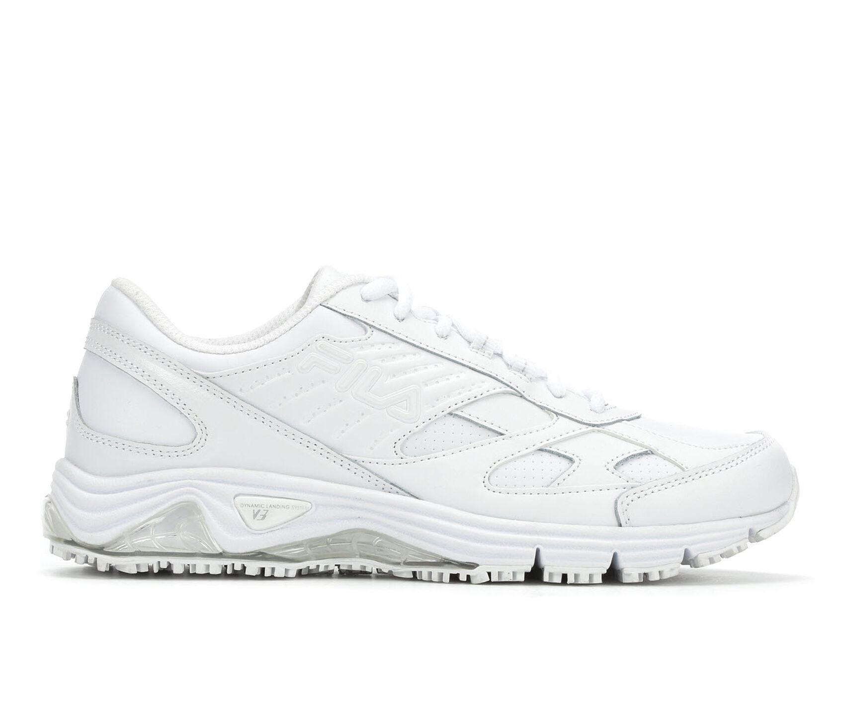best loved 32e5a fce6e Women's Fila Memory Flux Slip Resistant Slip Resistant Shoes