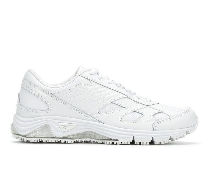 055b6dab Women's Fila Memory Flux Slip Resistant Slip Resistant Shoes