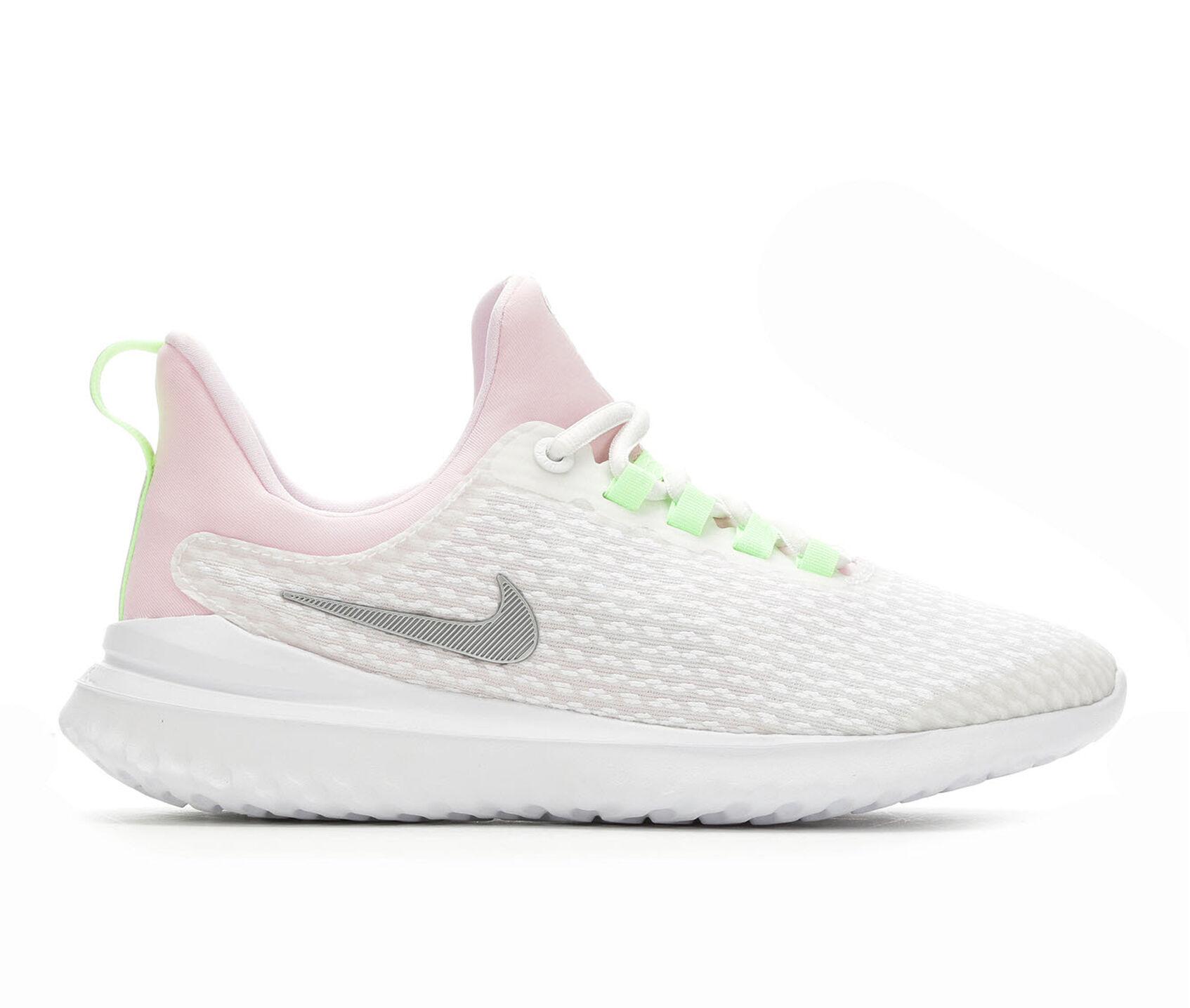 new style 77cf0 01cd6 Girls' Nike Big Kid Renew Rival Running Shoes