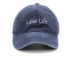 David and Young Women's Lake Life Baseball Hat