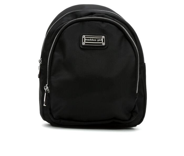 Madden Girl Nylon Sling Packback Handbag