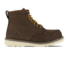 Men's Iron Age Reinforcer Steel Toe Work Boots