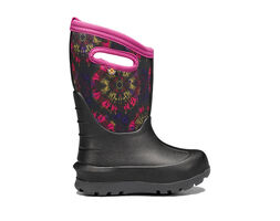 Kids' Bogs Footwear Little Kid & Big Kid Neo Classic Tie Dye Winter Boots