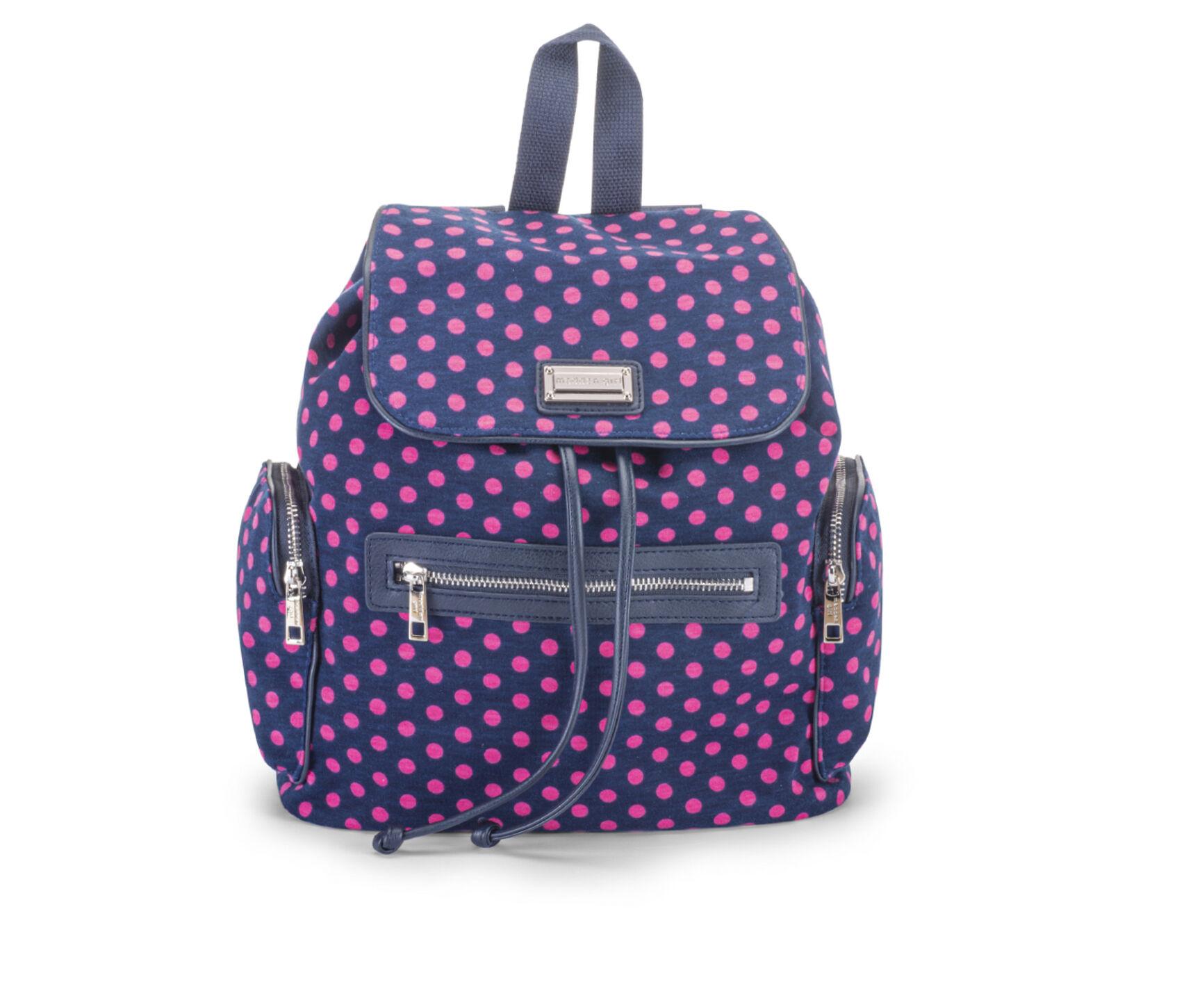 suunnittelija muoti iso alennus saapuu Madden Girl Handbags Jersey Backpack