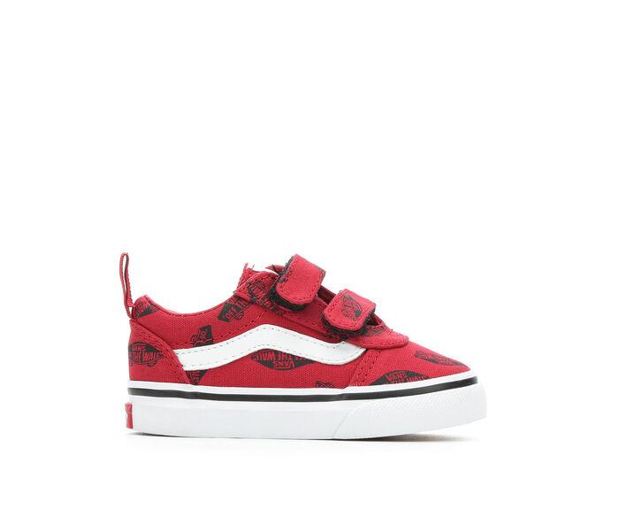 Boys' Vans Infant & Toddler Ward Velcro Skate Shoes