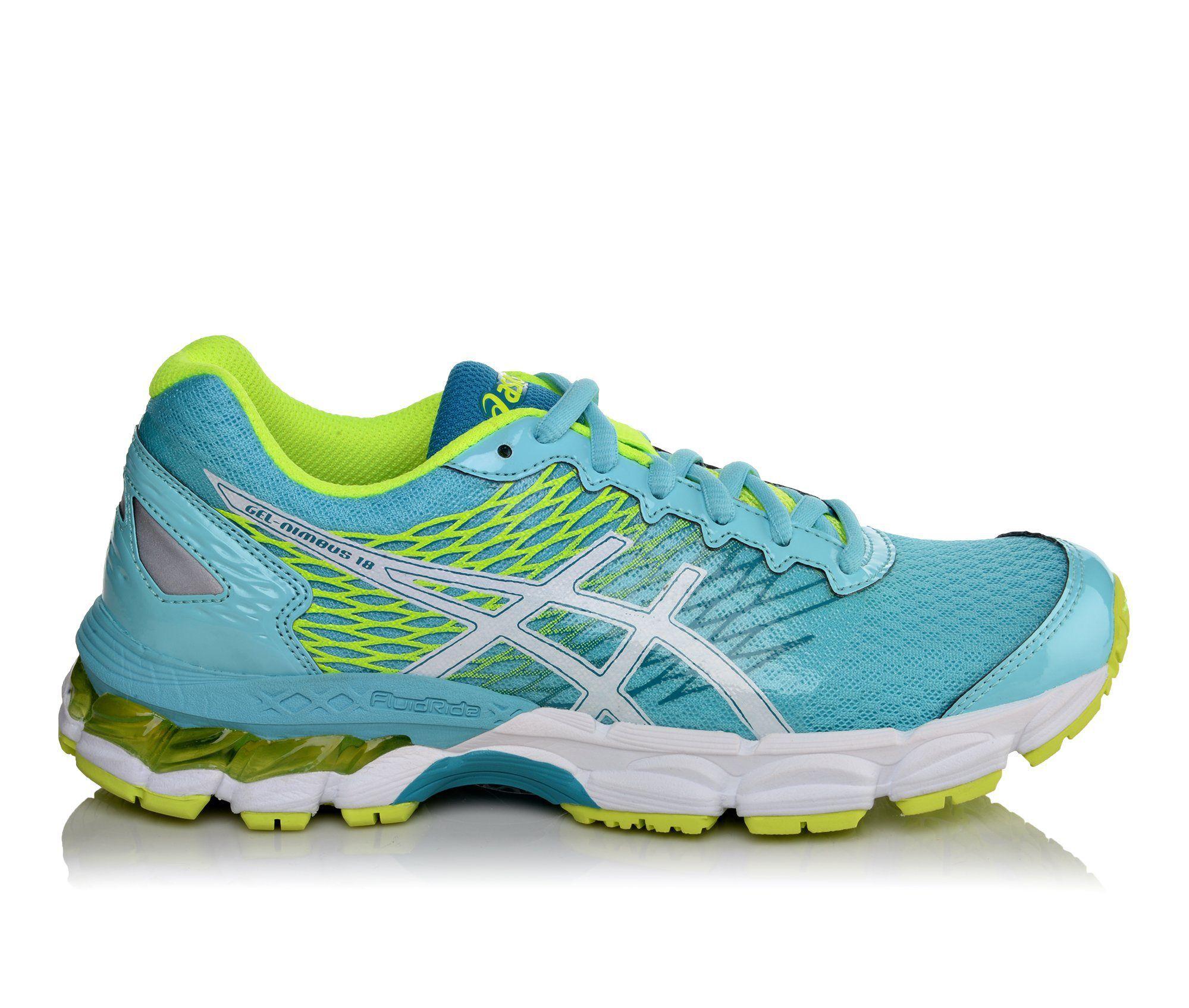 asics girls running shoes