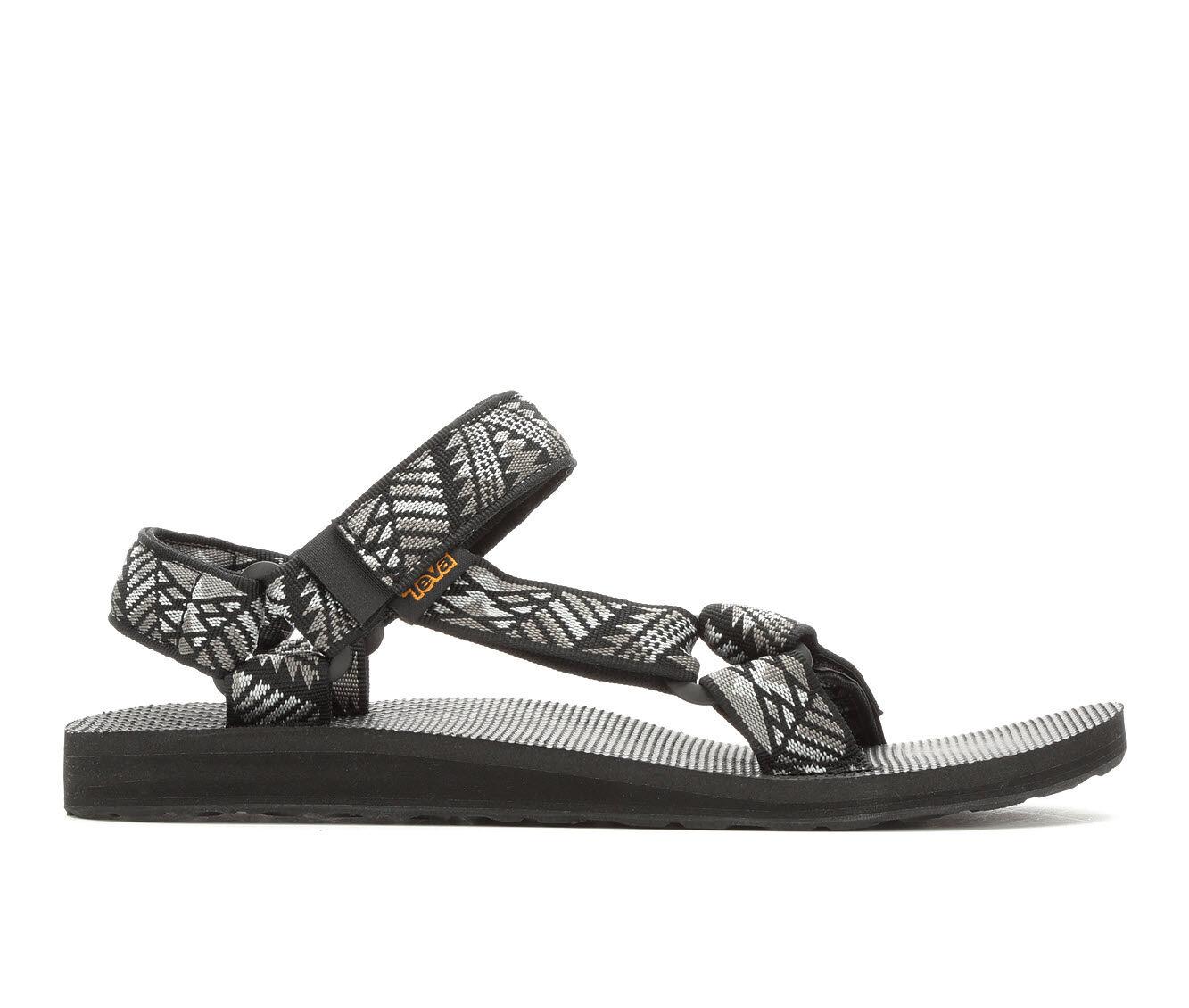 Men's Teva Original Universal Outdoor Sandals Bmrang Bk/Wht