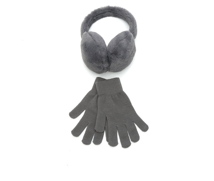 NYC Underground Ear Muff & Glove Combo