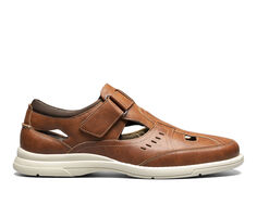 Men's Stacy Adams Spence Closed Toe Fisherman Shoes