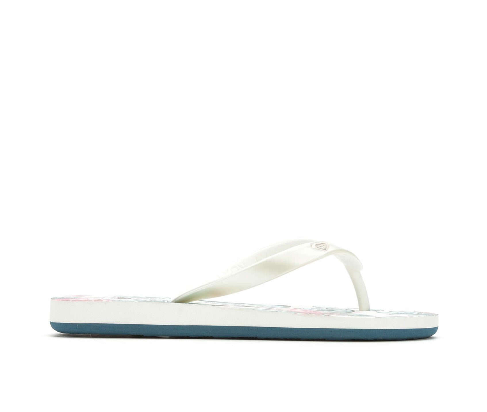 a7a3b4bbaf1d Girls  Roxy Little Kid   Big Kid Tahiti VI Flip-Flops