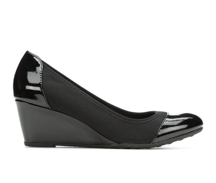 fb03b7cbbb8 Women's LifeStride Juliana Stretch Wedge Heels | Shoe Carnival