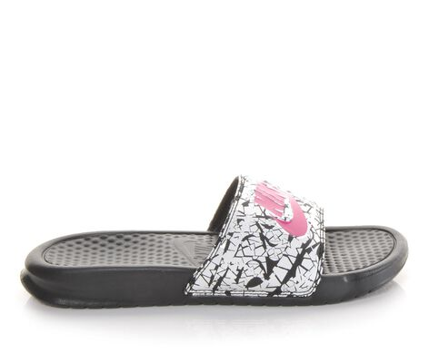 Women's Nike Benassi JDI Print Sport Slides