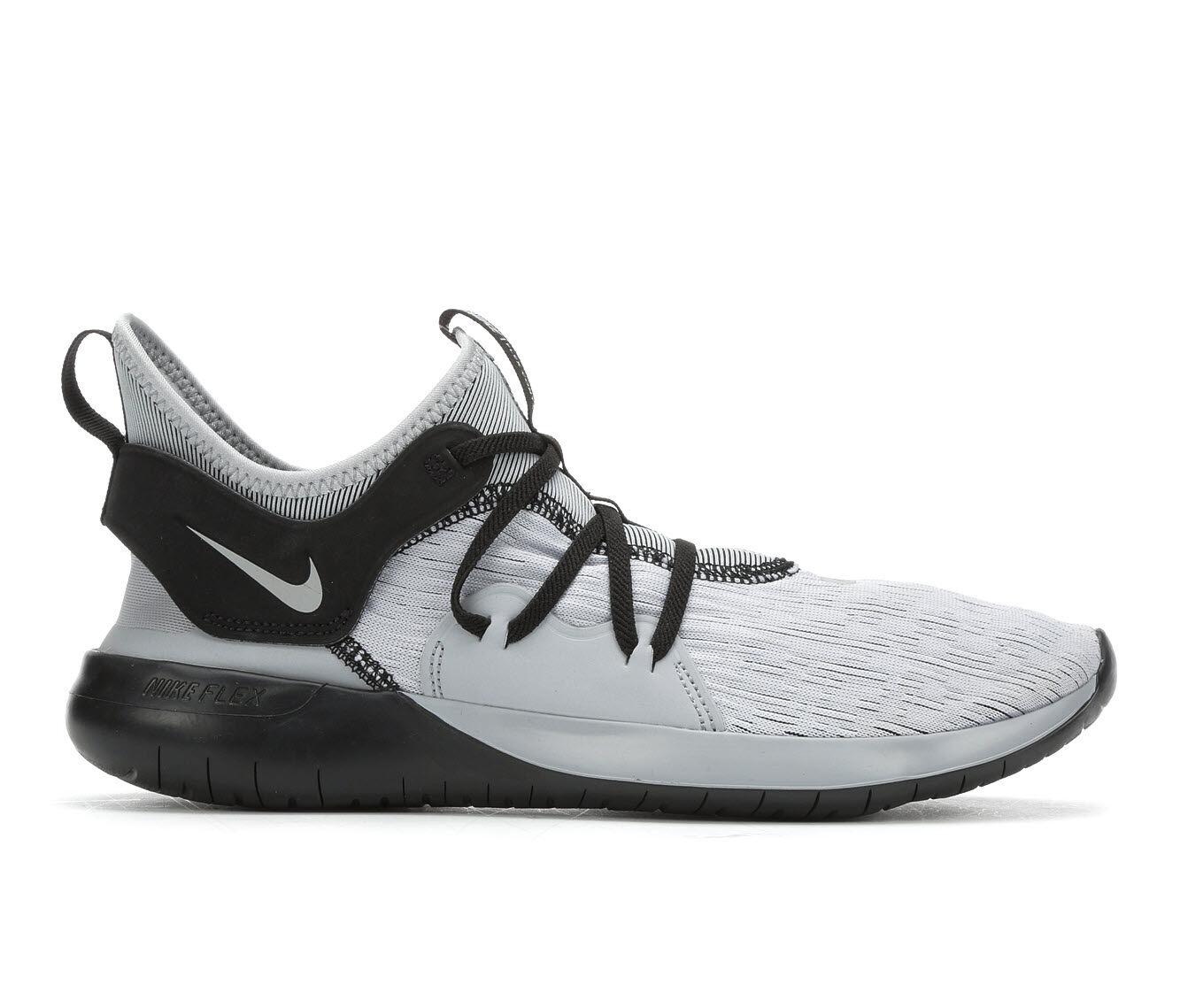 big savings on Men's Nike Flex Contact 3 Running Shoes Gry/Blk 003