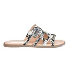 Women's Journee Collection Hasten Sandals